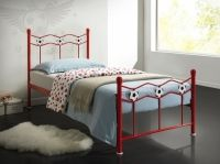Chiswick Single Kids Bed with 14cm Mattress + Free Pillow