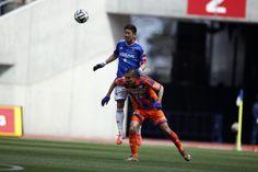 栗原勇蔵 2014/04/06 Jリーグ ディビジョン1 第6節 vs アルビレックス新潟 http://www.f-marinos.com/match/data/2014-04-06