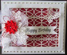 PartiCraft (Participate In Craft): Happy Birthday