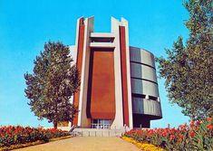 Pleven Epopee 1877 (Pleven Panorama), 1977, Pleven, Bulgaria  #socialist #brutalism #architecture