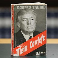 funny picture of donald trump mein covfefe mein kampf Memes Humor, Funny Memes, Hilarious, Jokes, Funniest Memes, Funny Quotes, Rock Am Ring, Donald Trump, Thing 1