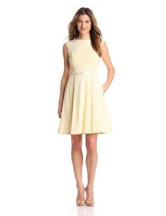 Amazon.com: Maggy London Womens Cap Sleeve Dress: Clothing