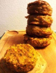 Burgers-Galettes Népalais (Protéines de Soja)