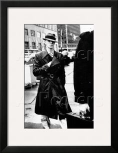 David Bowie in New York, 1976 Photographic Print at AllPosters.com