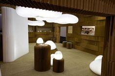 L'agence Molo Design a utilisée ses modules Softblocks pour créer son stand lors du salon Maison & Objet.