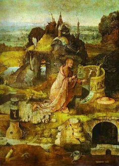 St. Jerome - Hieronymus Bosch