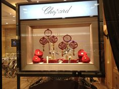 Chopard - CNY window display - Hong Kong - Jan 2013