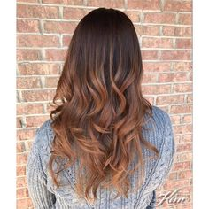 Gorgeous Balayage-Ombre! Created by Stylist Corin. www.colorsbykim.com Hair Colour, Color, Stylists, Long Hair Styles, Colour, Long Hairstyles, Long Hair Cuts, Colors, Long Hairstyle