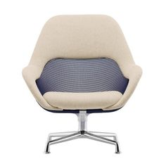 SW_1 Lowback Swivel Lounge Chair