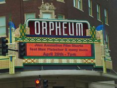 Orpheum Theater, Wichita, Kansas.