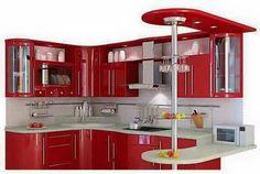 Küchen Ideen, Individuelle Küchen, Luxusküchen, Kücheneinrichtung, Deko  Tisch, Lila Küche, Rote Küche, Küchensets, Moderne Küchenschränke,  Mini Küche, ...