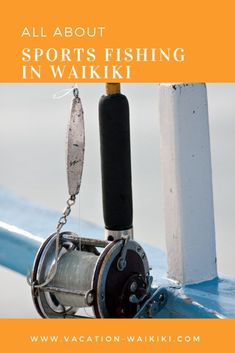 Everything You Need To Know About Sports Fishing In Waikiki Hawaii Vacation, Oahu Hawaii, Hawaii Travel, Turtle Beach, Pearl Harbor, Stuff To Do, Things To Do, Visit Hawaii, Fishing Adventure