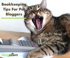 Debits. Credits. Balancing a bank statement. If that makes you shudder, but you want to be taken seriously, you need these bookkeeping tips for bloggers.