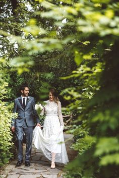 Shawna and Kaveh wanted an intimate wedding at the Shakespeare Garden in Central Park. These two looked radiant, so happy to tie the knot in NYC. Wedding Photography Poses, Wedding Poses, Wedding Photoshoot, Wedding Couples, Wedding Dresses, Wedding Ideas, Wedding Details, Wedding Inspiration, Central Park Weddings