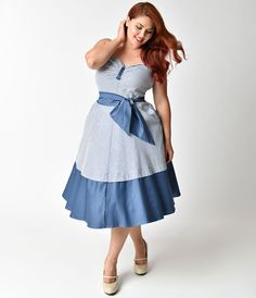 d0ab3e8be0d 1940s Plus Size Fashion  Style Advice from 1940s to Today