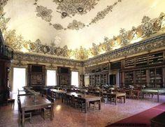 sala biblioteca nazionale napoli