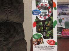 Karaoke Christmas Musical.Holiday Seasonal Collectibles Christmas Musical Karaoke