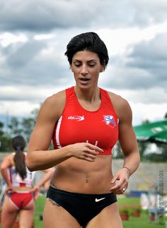 Ivana Spanovic.