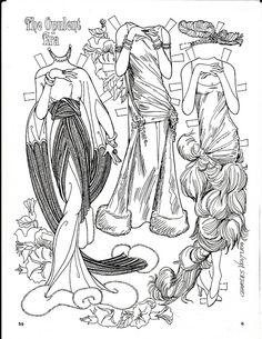 The Opulent Era fashion Paper Dolls by Charles Ventura - Nena bonecas de papel - Picasa Web Albums