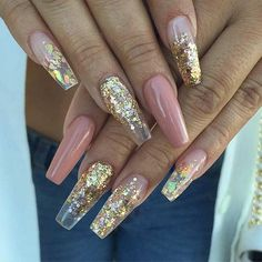 Image result for nails with rhinestones
