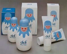 Baby products - Awesome Packaging