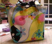 Bag for mom