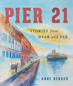 Book: Pier Stories from Near and Far - Immigrants Canada Store Pioneer Book, Pioneer Life, Good Books, My Books, Kids Reading, Reading Lists, Thing 1, Canadian History, Cycle 3