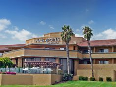 Ventura (CA) Four Points by Sheraton Ventura Harbor Resort United States, North America Four Points by Sheraton Ventura Harbor Resort is perfectly located for both business and leisure guests in Ventura (CA). The hotel offers guests a range of services and amenities designed to provide comfort and convenience. 24-hour front desk, facilities for disabled guests, express check-in/check-out, Wi-Fi in public areas, car park are on the list of things guests can enjoy. Comfortable g...