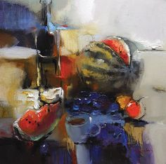 Iryna Yermolova - Sill Life 2