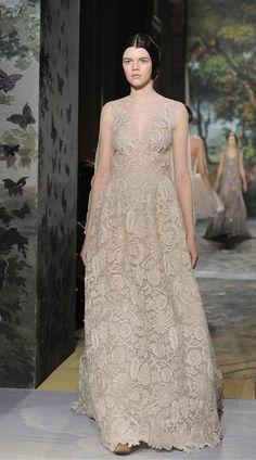 Alta Costura: Valentino - Primavera-Verão 2014 - Vogue Portugal