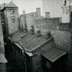 Борис Смелов, Санкт-Петербург, вид во двор 1975