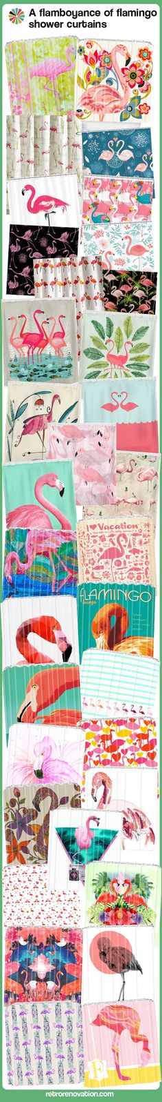 in researching our epic series 99 ideas to decorate a pink bathroom i sure uncovered - Pink Flamingo Bath Decor