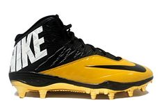 official photos 7b546 a297c Nike Mens Special Promo Code Elite 14 TD Football Cleats 16 BlackBlackGold  Dart    Be