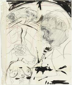 Untitled  Kai Althoff (German, born 1966)