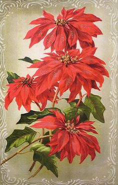 Vintage Christmas Merchandise Page