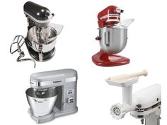 A good stand mixer is a true workhorse in the kitchen for anyone who bakes more…