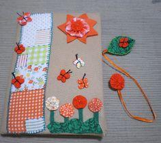 Agenda Primavera e Marcador de Livros by rosaestilosa, via Flickr