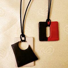 Ceramic pendants /Özlem Menekay Mais