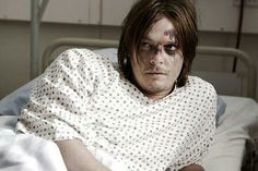 """""""Meet me in Berlin"""" - movie short Norman made, while still in the hospital, after he was in a bad car accident."""