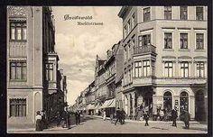 81478 AK Greifswald 1912 Marktstrasse | eBay