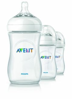 Philips AVENT 9 Ounce BPA Free Natural Polypropylene Bottles,3-Pack by Philips AVENT, http://www.amazon.com/dp/B007VBXJXQ/ref=cm_sw_r_pi_dp_SL1Brb0RCB54V