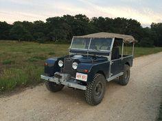 Wilbur - Series 1 200tdi :: 1955 Land Rover Series I - Defender Source