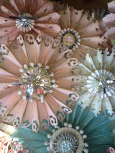 :DIY... Bejeweled Rosettes Tutorial!