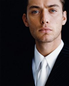 the hero of the day. Jude Law