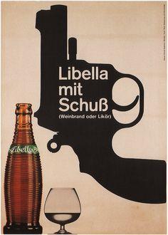 Pavel _ Michael Engelmann (1950s) -- Wow, great bottle!