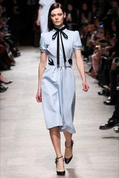 Rochas collezione donna Fall Winter 2015-2016 alla Paris  Fashion Week http://modainpasserella.blogspot.it/2015/03/rochas-collezione-donna-fw-2015-2016.html #Rochas #womenswear #FW2015