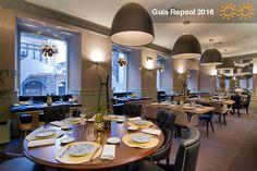 La @GuíaRepsol ha otorgado un segundo Sol  al #RestMestura del #GHEspaña de #Oviedo  http://www.guiarepsol.com/es/gastronomia/restaurantes/97608-mestura