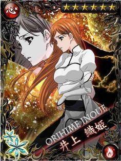 Orihime Inoue Orihime Bleach, Ichigo And Orihime, Inoue Orihime, Bleach Fanart, Bleach Anime, Video X, Fan Art, Animation, Fairy Tail