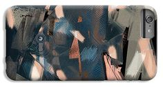 Abstract Cube Fish With Overbite IPhone 7 Plus Case for Sale by Nola Lee Kelsey.  Protect your iPhone 7 Plus with an impact-resistant, slim-profile, hard-shell case.  The image is printed directly onto the case and wrapped around the edges for a beautiful presentation.  Simply snap the case onto your iPhone 7 Plus for instant protection and direct access to all of the phone's features!