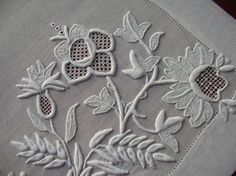 German Schwalm embroidery
